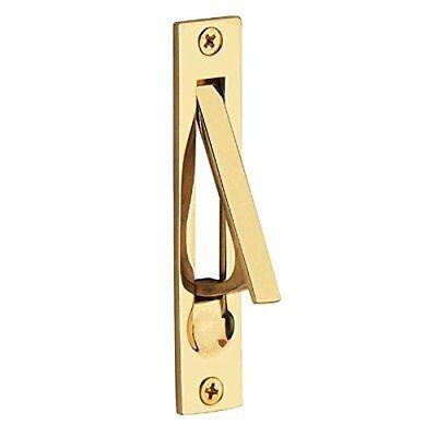 Satin Nickel 4 inch Pocket Door Edge Pull Sliding Doors SOLID BRASS EP400-US15