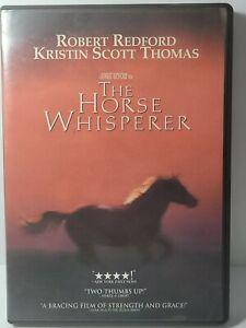 The Horse Whisperer 1998 Dvd Drama Western Robert Redford Preowned Ebay