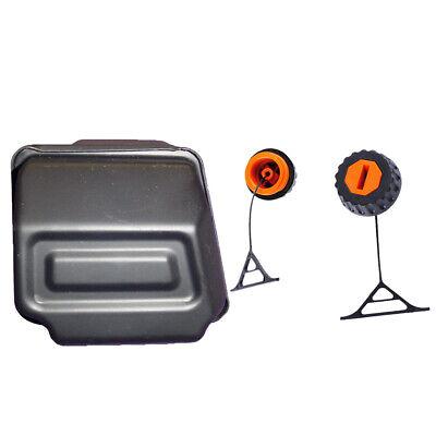 2pcs Replacement Gas Caps for STIHL 028-048 Fuel Oil Cap Chainsaw Parts