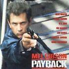 Payback (ost) Chris Boardman Audio CD
