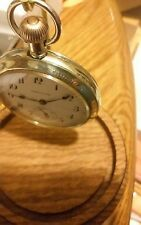 Hamilton Salesman Model 992 Pocket Watch