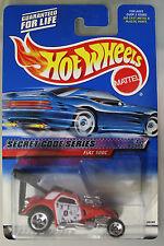 Hot Wheels 1:64 Scale 1999 Secret Code Series FIAT 500C