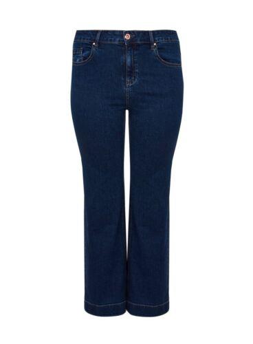 Length Evans Indigo 18 30 a Indigo leg Jeans Size 30 Jeans larga gamba gamba Evans Leg Wide misura lunghezza 18 UxqFxPdf
