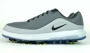 bcdd92e07 Nike Air Zoom Precision Golf Shoes Cool Grey Wolf Grey 866065-001 Sz ...