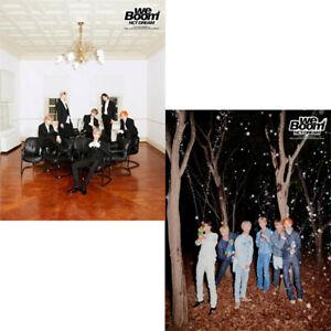 NCT-DREAM-WE-BOOM-3rd-Mini-Album-2-Ver-SET-2CD-POSTER-2-P-Book-6Card-GIFT-SEALED