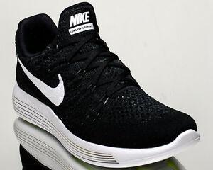 new product 81da4 19fda Image is loading Nike-Lunarepic-Low-Flyknit-2-II-men-running-