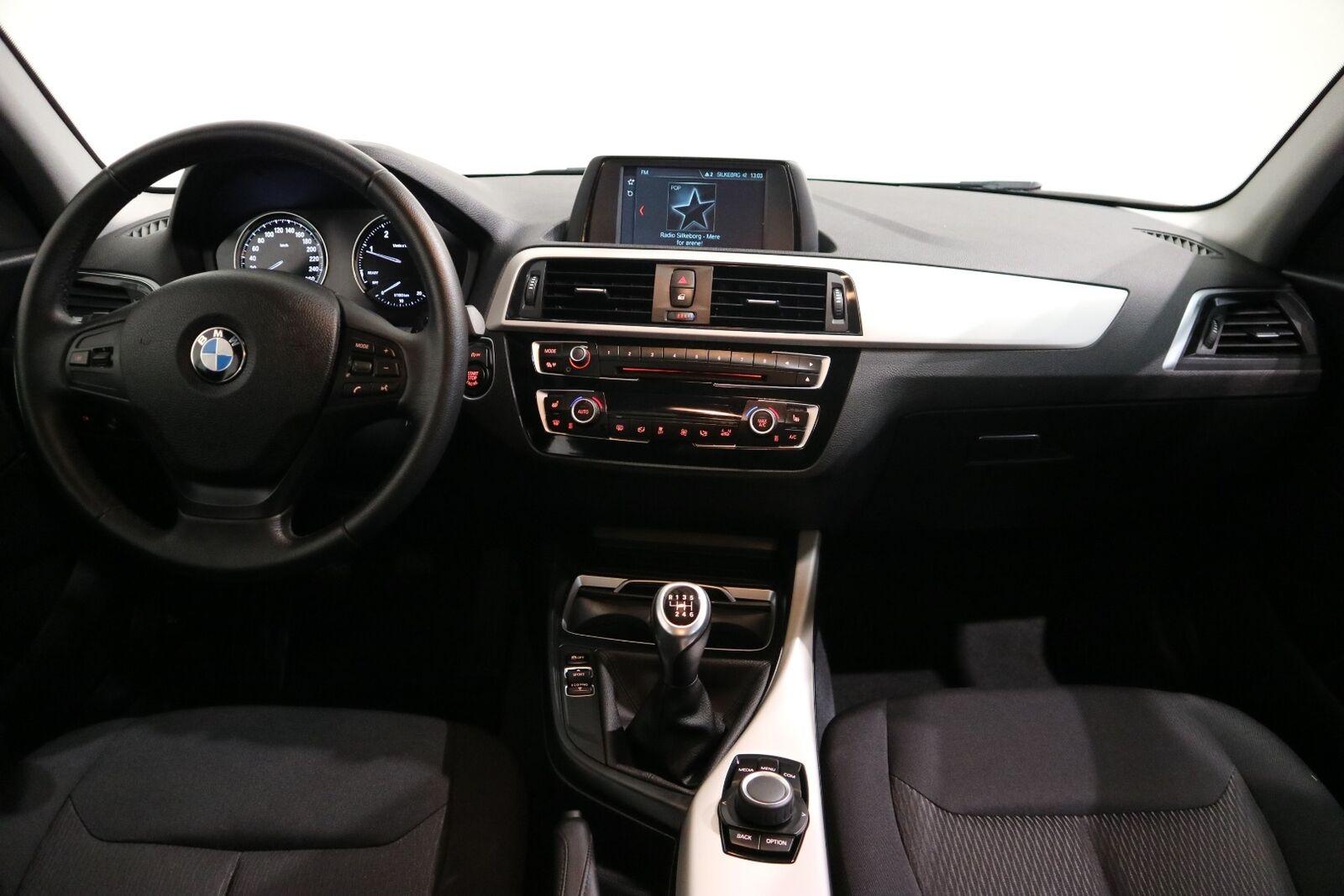 BMW 118d 2,0  - billede 6