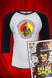 86683f7202 Details about Billy Jack's School Self Defense Tee FREE SHIP USA Native  American Martial Arts