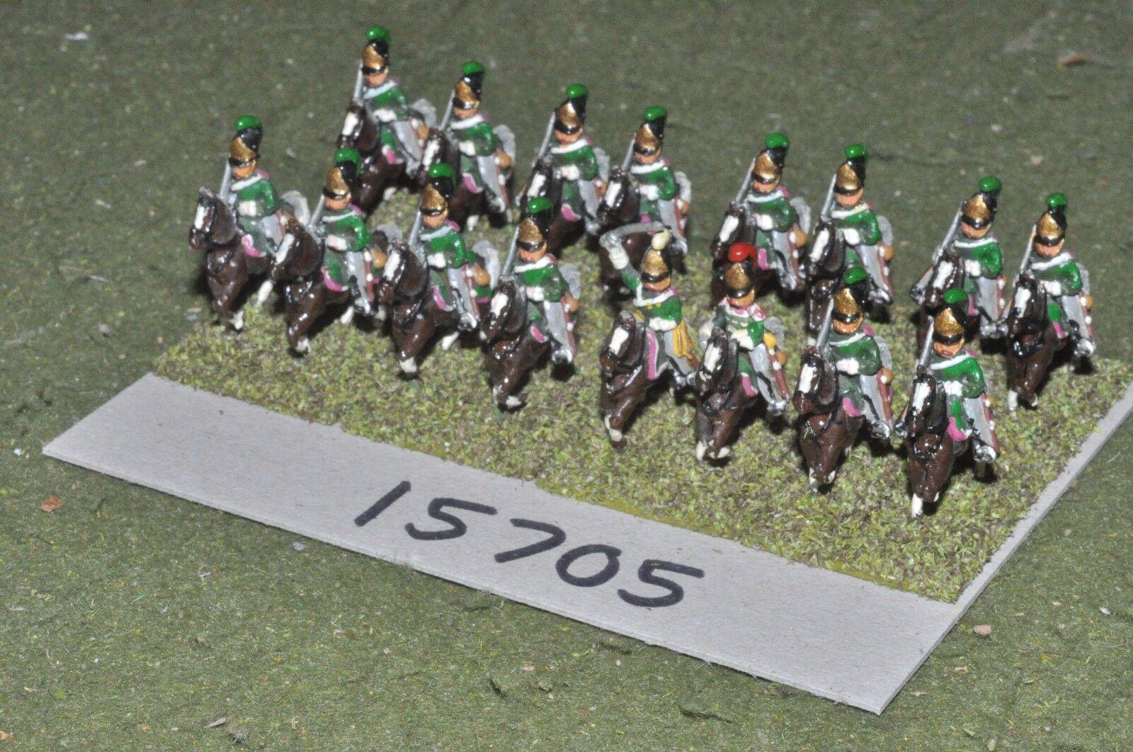15 napoleonischen   russisch - dragoons 16 kavallerie - cav (15705)