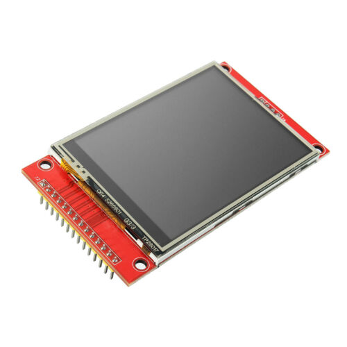 2.8 Inch TFT LCD Touch Screen Pannel Module 240x320 SPI For Raspberry Pi SD