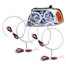 For Lincoln LS 03-06 Plasma 6000K White Dual Halo kit for Headlights