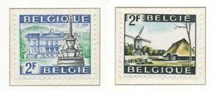 150592-SUP-Mnh-1461-62-Belgique-1968-tourisme-Genk-et-Spa-SNC