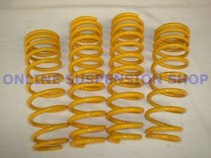 STD-Height-Front-and-Rear-KING-Springs-to-suit-87-91-HONDA-EC-ED-Civic-Models