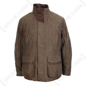 3-in-1-Normandie-Jacket-with-Removable-Vest-Khaki-All-Sizes-Outdoor-Hunting