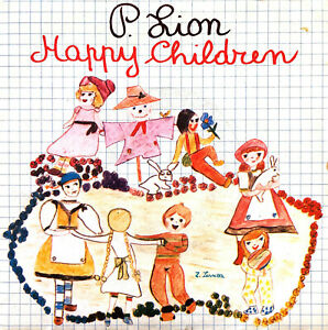 P-Lion-7-034-Happy-Children-France-VG-VG