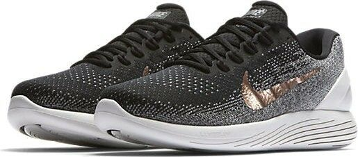 buy online f9196 34a5b Nike Men's Lunarglide 9 Running Shoe Black Size 8.0 R183
