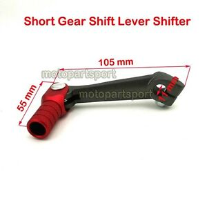 Short-Gear-Shift-Lever-Shifter-For-50-70-90-110-125-140-150-250-cc-Dirt-Pit-Bike