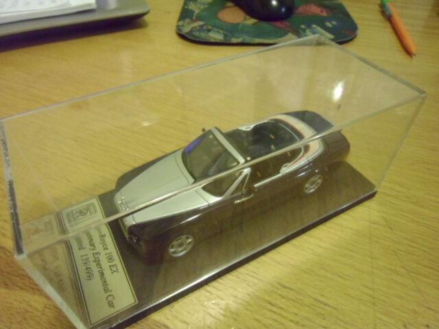 Rolls Royce 100 EX Centenary Experimäntell Bil Ny 1  43 Handbyggt