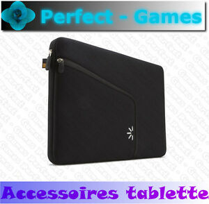 Housse-etui-protection-de-luxe-tablettes-et-netbook-7-10-034-caseLogic-noir-black