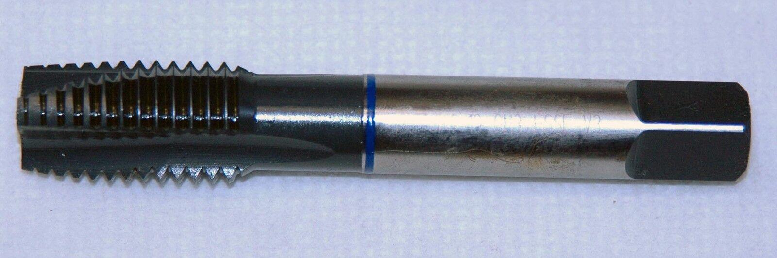 MORSE Plug Spiral Point Tap 3//4-10 H3 4FL HSS TiN 94444