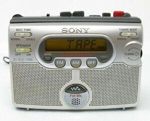 Sony-WM-GX400-walkman-personal-tape-cassette-recorder-player-speaker