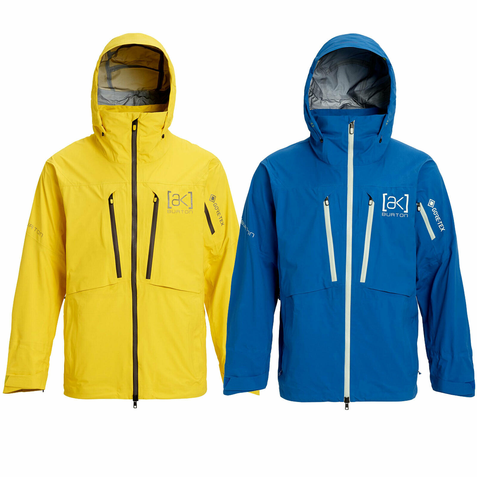 AK Burton HOVER Stretch Stretch Stretch Jacket UomoSnowtavola Giacca Giacca Sci Inverno Giacca Recco b4d