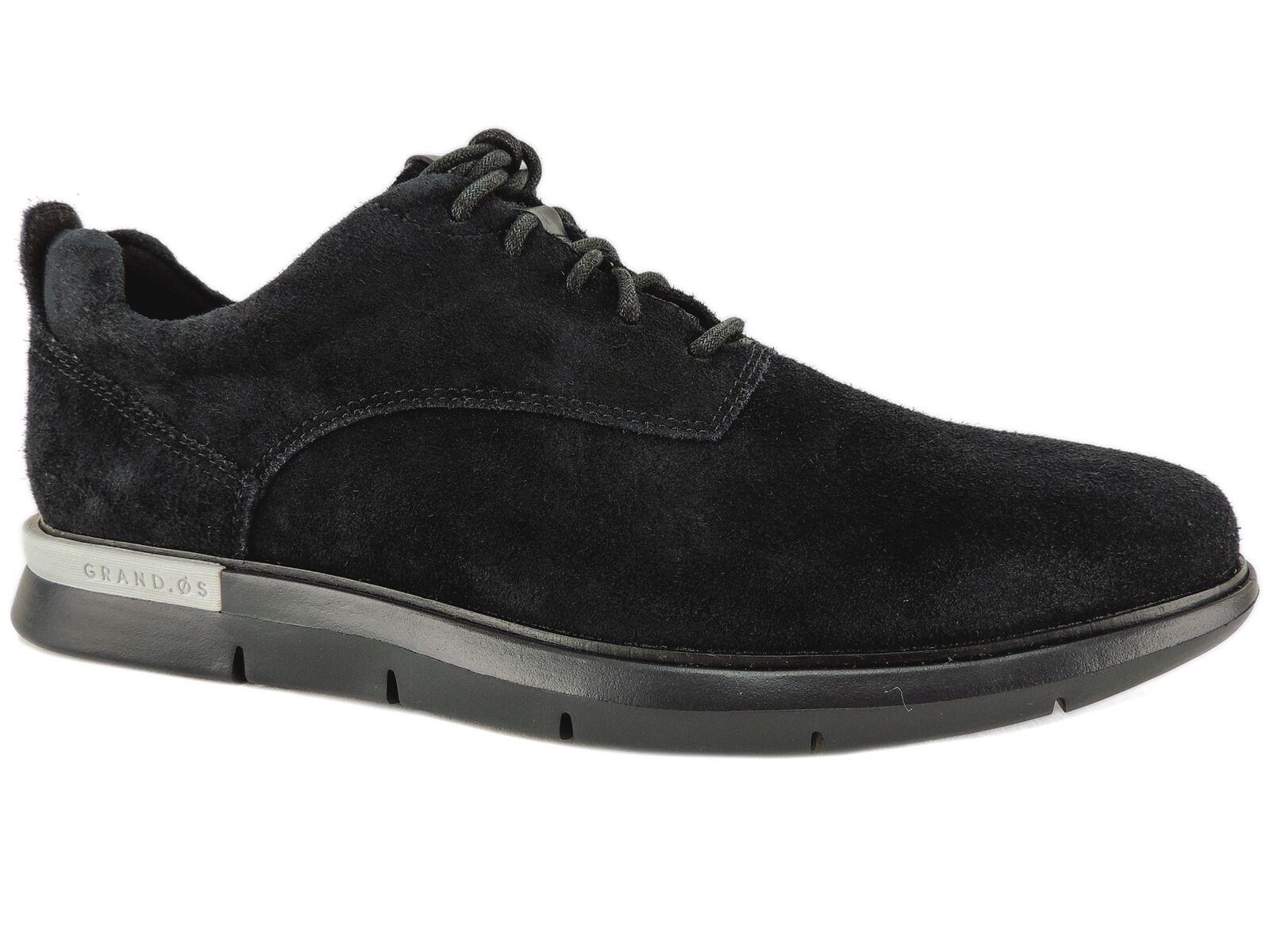 Cole Haan Men's Grand Horizon Oxford II Sneakers Black Black Size 10 M