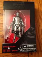Star Wars The Black Series Captain Phasma Figure Walmart Exclusive 3.75
