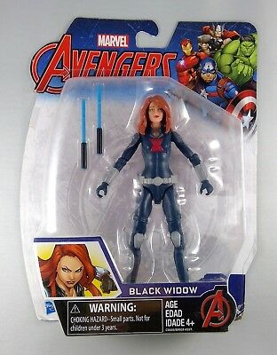 "Avengers Marvel Legends ~ Black Widow ~ 5.5/"" Action Figure from MCU"