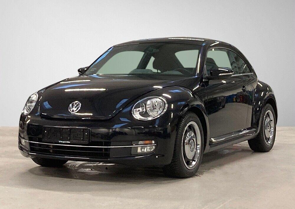 VW The Beetle 1,2 TSi 105 2d - 159.900 kr.