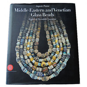 middle eastern and venetian glass beads augusto panini book