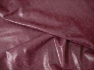 Poncé Vachette Côté Cuir Demi Masquer Finition Satinée Souple Barkers N228 Bordeaux-afficher Le Titre D'origine Couleurs Fantaisie
