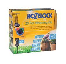 Hozelock 20 Olla Riego Automático Kit para sistemas de riego de jardín