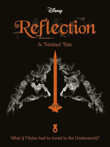 Mulan: Reflection (Twisted Tales 416 Disney), autumn (AUU29), New Book