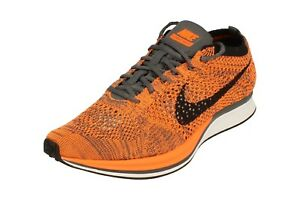 344df478d0c10 Image is loading Nike-Flyknit-Racer-Unisex-Running-Trainers-526628-Sneakers-