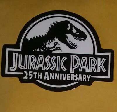 Jurassic Park Sticker /'Acid Spit/'/'90s Movie MemorabiliaDinosaur Decal