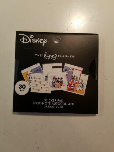 Disney Mickey and Friends Sticker Pad Happy Planner Sticker