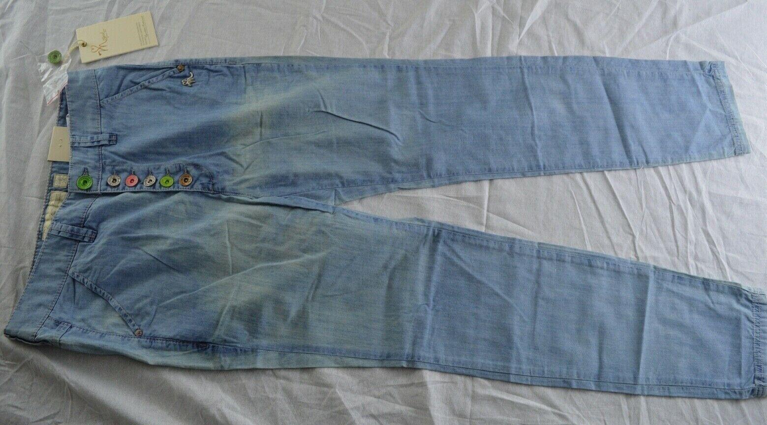 Mogul Jeans Sharon Light Denim Gr. W26 W26 W26 NEU | Neues Design  a83192