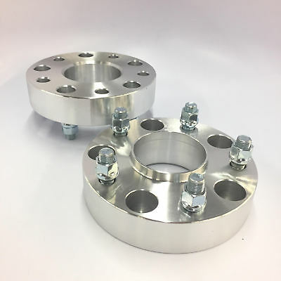 """2pc 1//2/"""" Thick Hub Centric Wheel Spacers Adapters For Ram 1500 2012 Newer 5x5.5"""