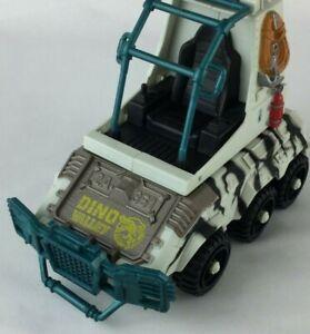 Chap-Mei-Dino-Valley-Jeep-Vehicule-pour-action-figures-rare-unique-conducteur-vehicule