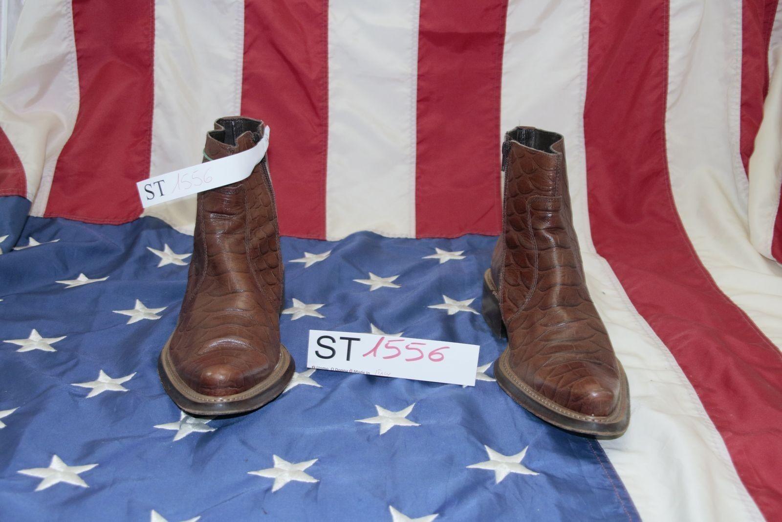 Stiefel Cowboy Contatto N.44Cod. ST1556Stivaletti Cowboy Stiefel Western Country bikers 5d074c