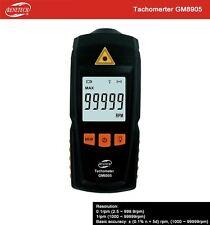 Benetech Original GM8905 - Tacómetro Medidor Láser de RPM Revoluciones Motor