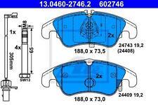 ATE Pastiglie Freni Anteriore Audi a4 8k2 Avant 8k5 b8 a5 8t3 Cabriolet