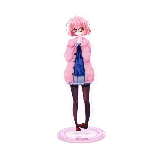 Kyoukai No Kanata Kuriyama Mirai Acrylique Stand Figure