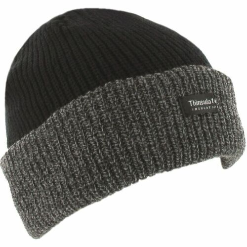 Unisexe Hommes/'S Femmes Isolation thermique équiper Chaud Hiver Chunky Beanie Hat