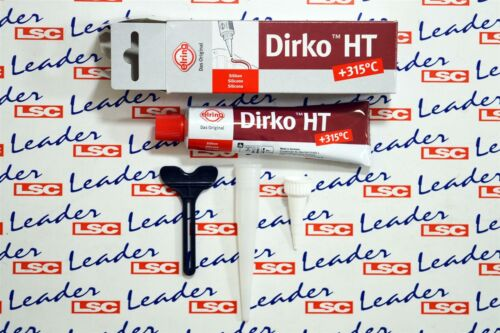 Dirko Red High Temperature Gasket Red Sealant Elring 705.705 New