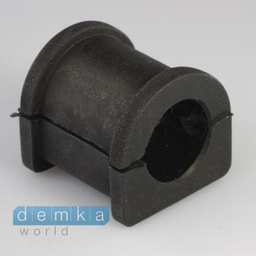 2x Stabilisator Gummilager 21,5mm Vorderachse OPEL Combo Corsa Tigra 90447946