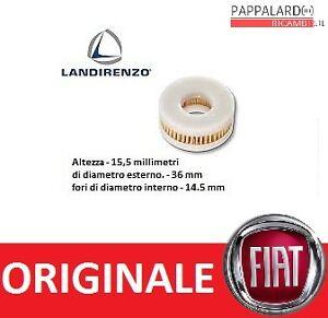 FILTRO CARTUCCIA RIDUTTORE GAS GPL IMPIANTO LANDI RENZO 674072000 ORIGINALE LI02