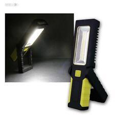 Lampada officina controllo COB LED Torcia tascabile elettrica Luce 220lm