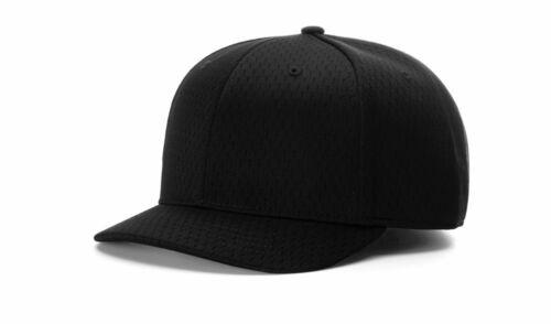 "RICHARDSON 430S5 UMPIRE PROMESH 2/"" 4 STITCH SYSTEM 5 BASEBALL CAP HAT"